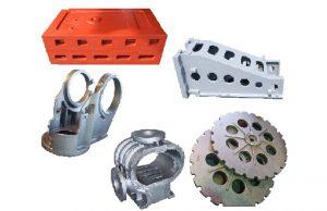 松野鋳造所製品例