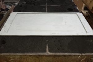 鉄板 木型 離型剤付き