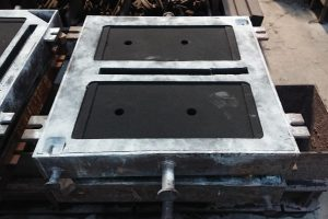 鉄板 砂型(凹凸なし)
