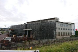 松野鋳造 塗装 リニューアル