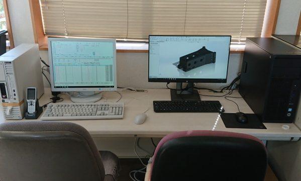 松野鋳造 システム CAD
