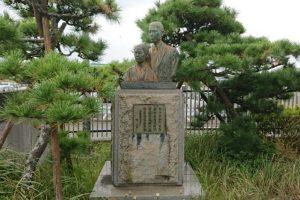 松野鋳造 銅像